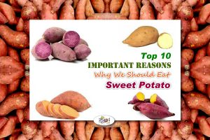 Top 10 Health Benefits of Sweet Potato or Camote