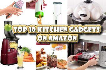 Top 10 Kitchen Gadgets on Amazon
