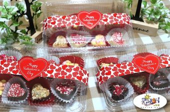 Heart Shaped Chocolates Recipe for Valentines
