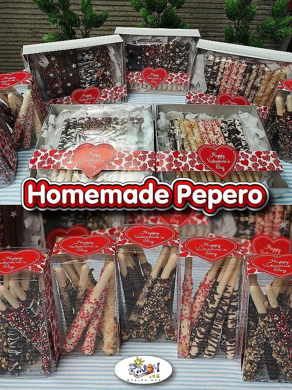 Homemade Pepero Recipe