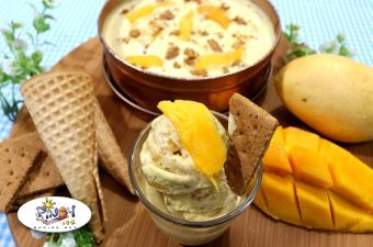 Mango Float Ice Cream