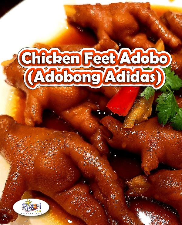 Chicken Feet Adodo Recipe