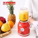 EXC Retro Juicer Fruit Bumper Multi-function Small Juicer
