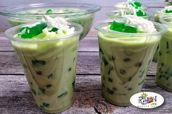 Buko Pandan Sago at Gulaman Recipe