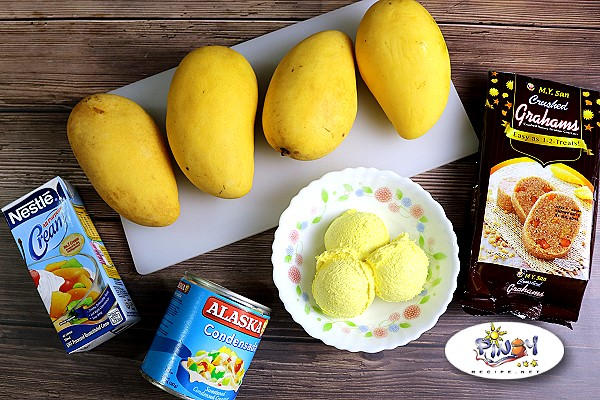 Mango Float Supreme Ingredients