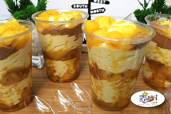 Mango Float Supreme in a Cup