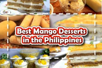 Best Mango Desserts in the Phillipines