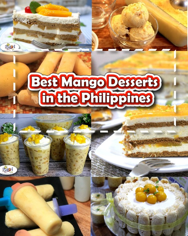 Best Mango Desserts in the Philippines