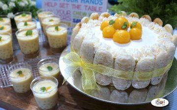 No Oven Mango Cake Recipe