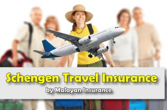 Schengen Travel Insurance by Malayan Philippines