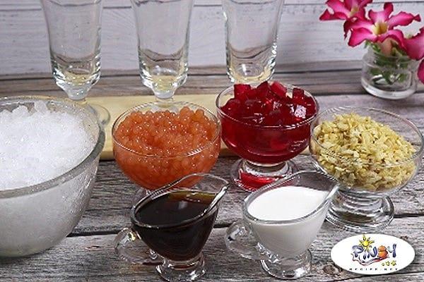 Guinomis Ingredients