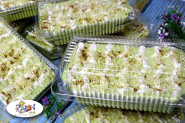 Sample packaging Cheesy Avocado Graham Float
