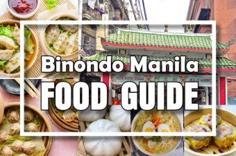 Binondo Manila Food Guide
