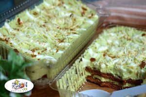 Cheesy Avocado Graham Float Recipe