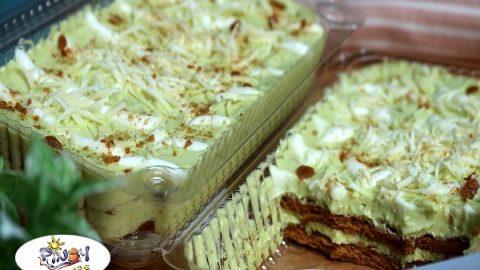 Cheesy Avocado Graham Float Recipe