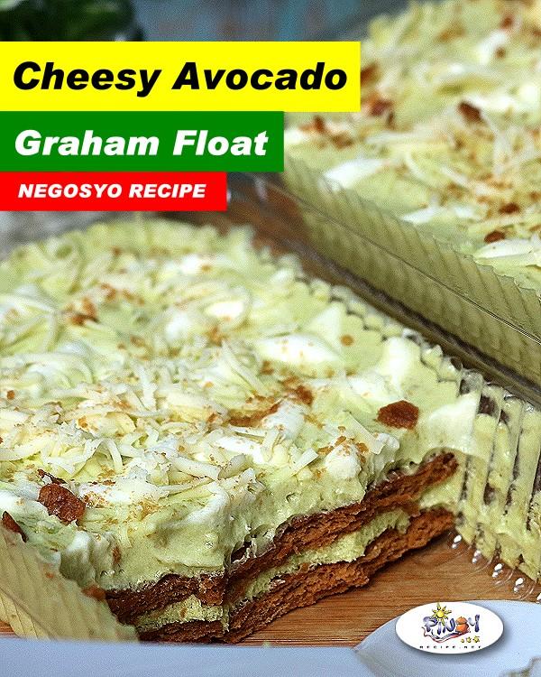 Cheesy Avocado Graham Float