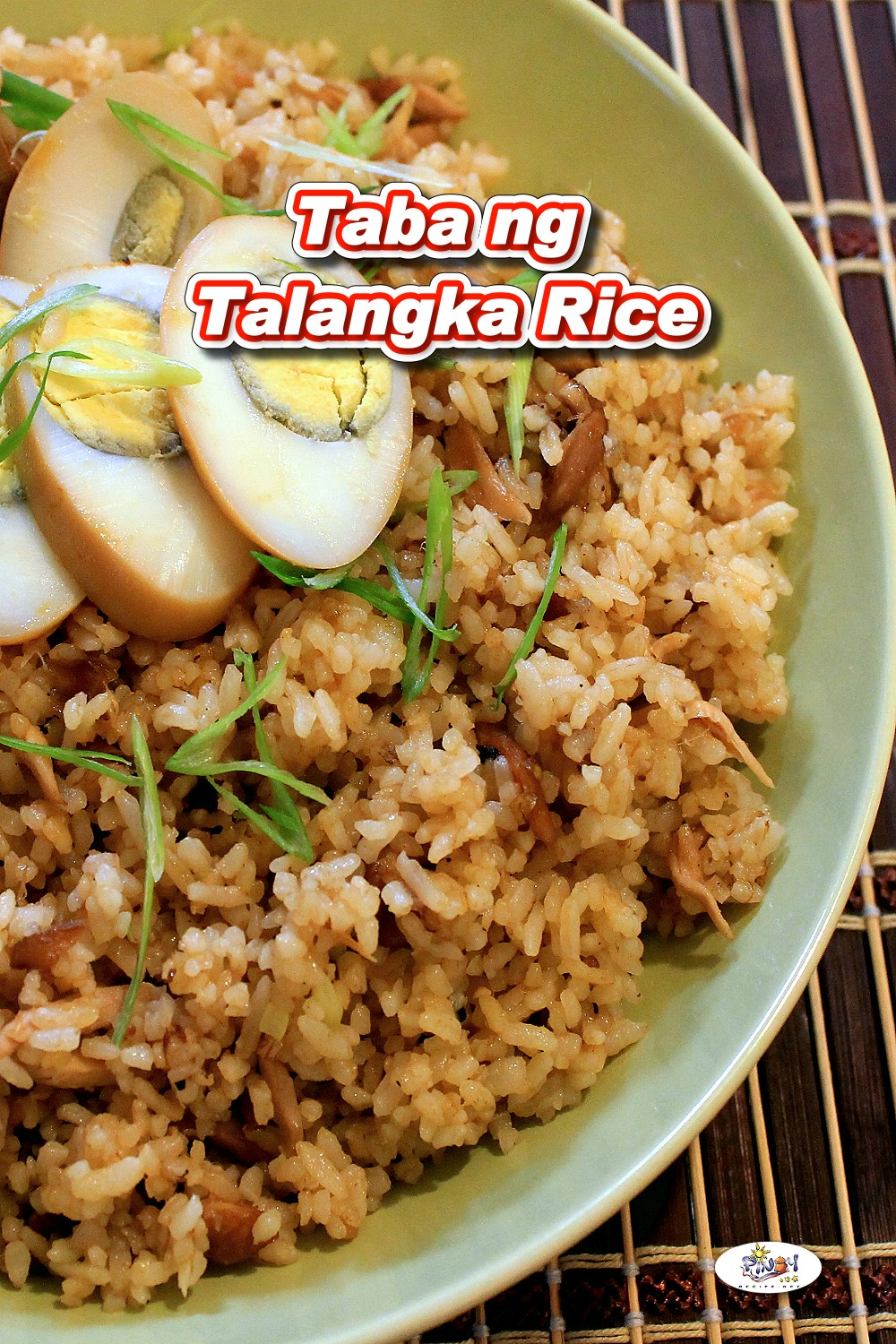 Taba ng Talangka Rice Recipe or Talangkanin