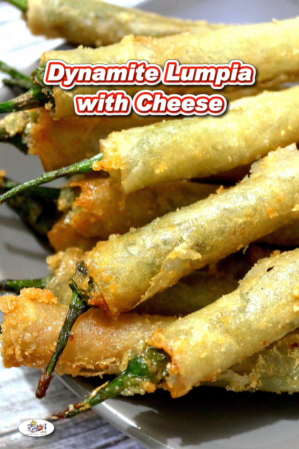 Dynamite Lumpia with Cheese or Dynamite Cheese Sticks Recipe