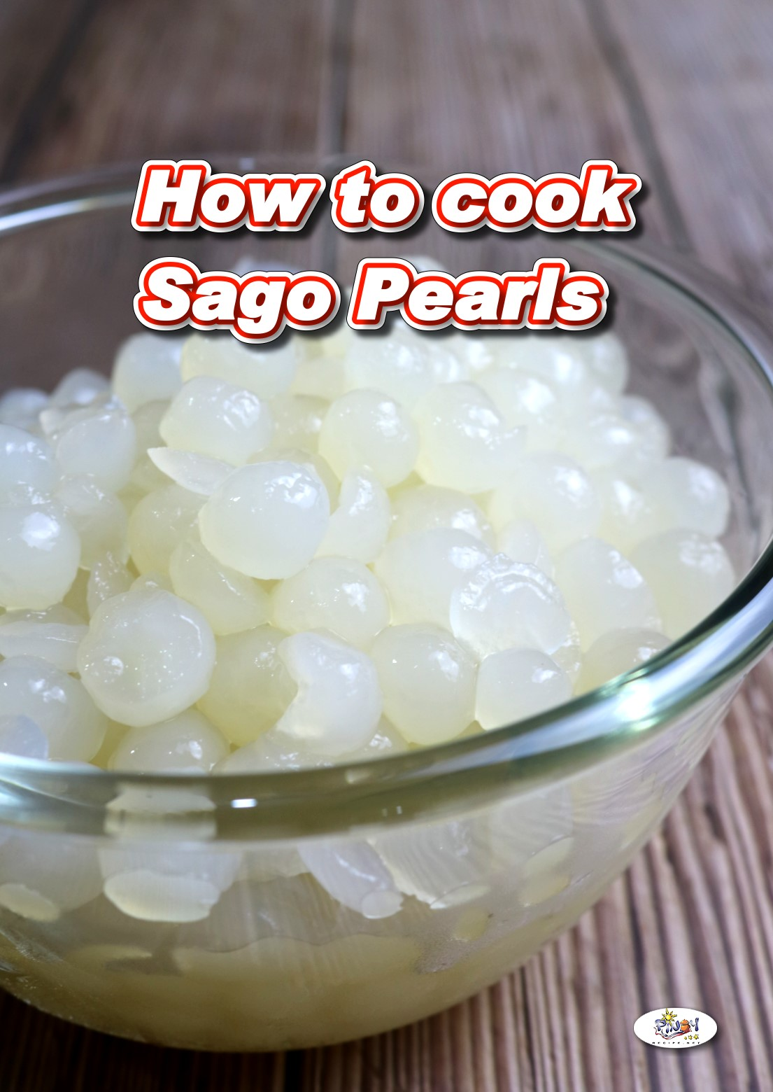 How to Cook Sago Pearls