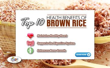 Brown Rice Infographic