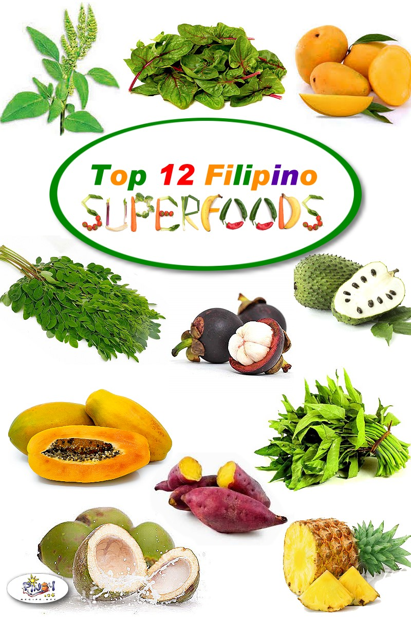 Top 12 Filipino Superfoods you should eat to boost your Immune System