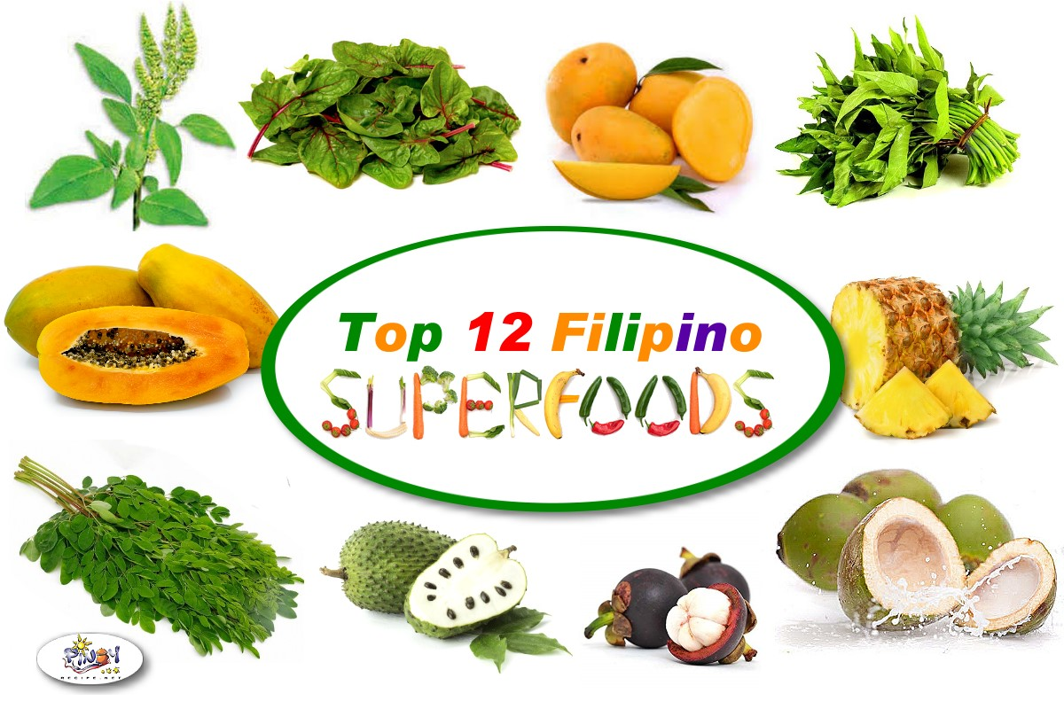 Top 12 Filipino Superfoods