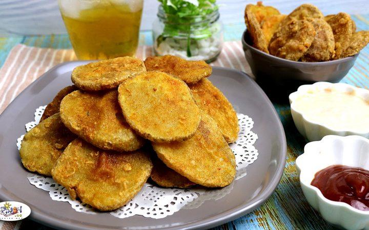 Shakeys Potato Mojos Recipe