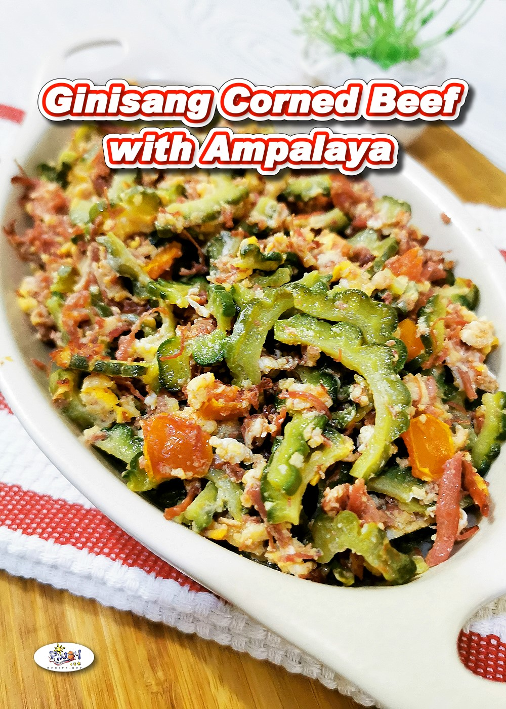 Corned Beef with Ampalaya Recipe