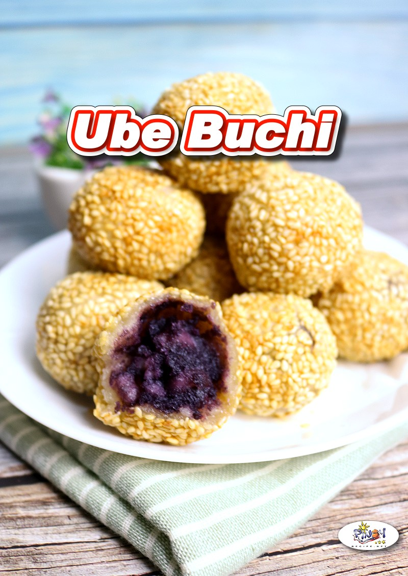 Ube Buchi Recipe