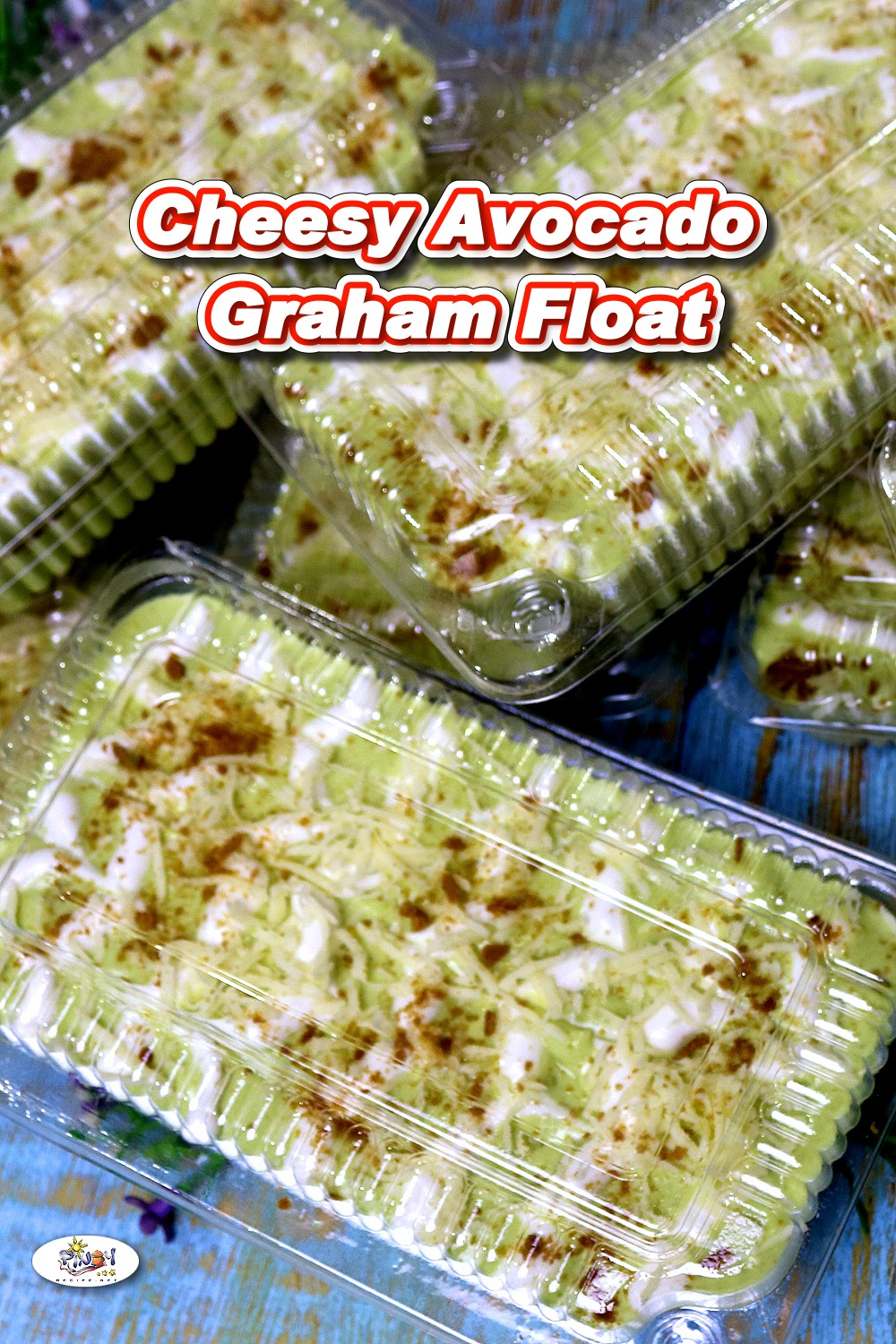 Cheesy Avocado Graham Float Negosyo Recipe