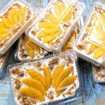 Mango Float Negosyo Recipe