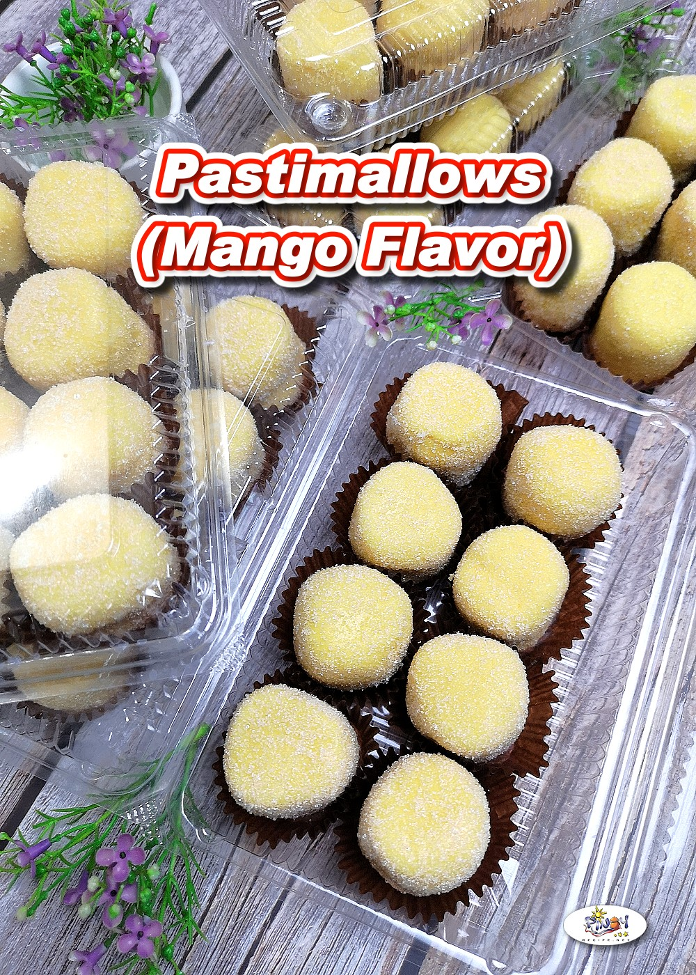 Pastimallows Recipe Mango Flavor pang Negosyo with Costing