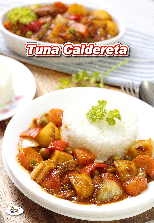 Tuna Caldereta Recipe