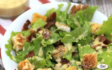 Caesar Salad Pinoy Style