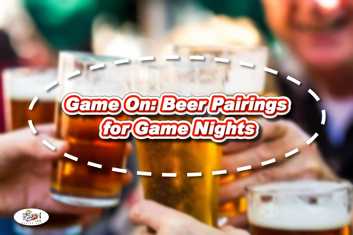 Game On: Beer Pairings for Game Nights