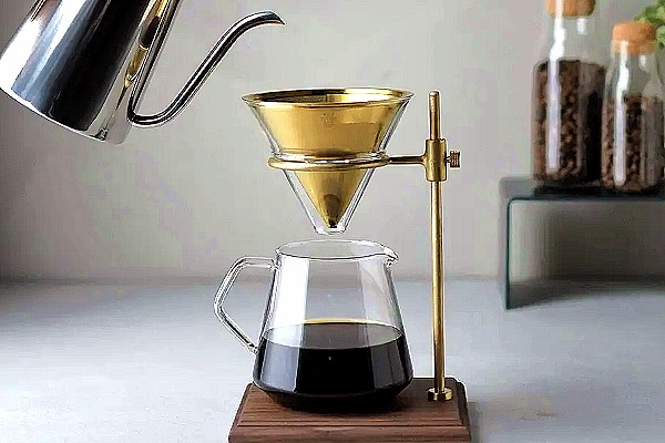 Pour Over Coffee Brew Method