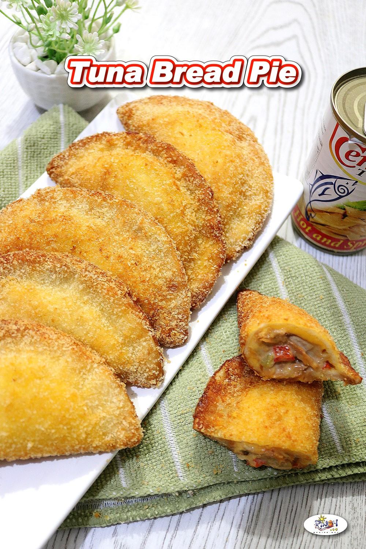 Recipe of Tuna Bread Empanada