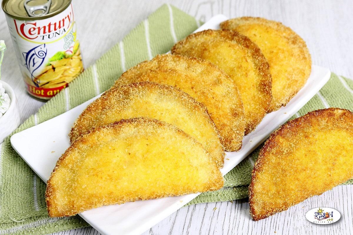 Tuna Bread Empanada Recipe