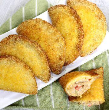 Tuna Bread Pie