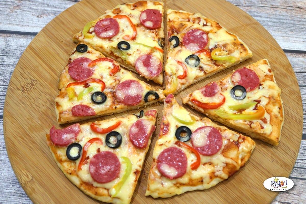 Yogurt Pizza Crust Recipe
