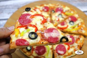 Yogurt Pizza Dough Recipe
