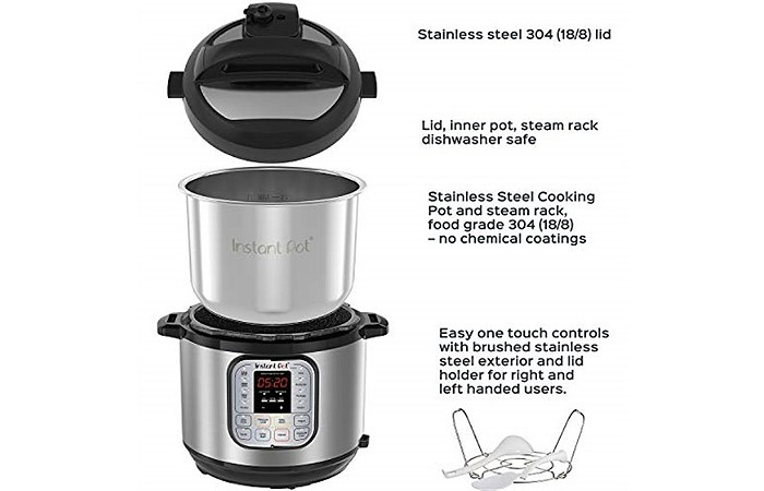 Instant Pot Duo Features