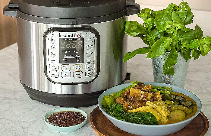 Instant Pot Duo is a Pressure Cooker