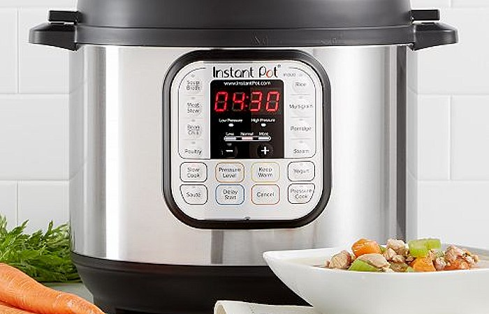 Instant Pot Duo keep cooked food warm