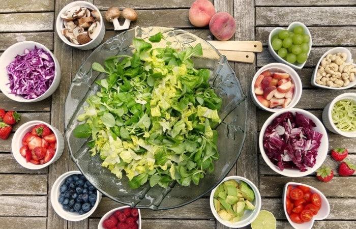 Healthy Vegan Foods