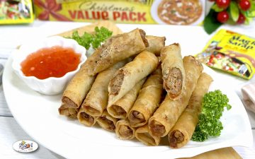 Magical Lumpiang Shanghai Recipe