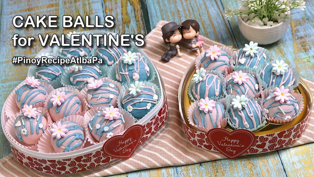 Fudgee Barr Cake Balls