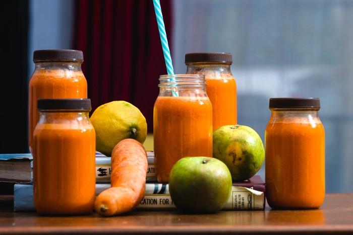 Juicing Vegetables Tips from Experts