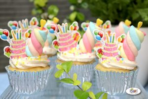 No Oven Birthday Cupcakes Recipe