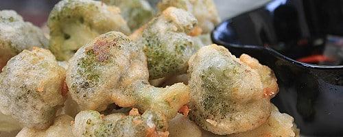 Broccoli Tempura Recipe